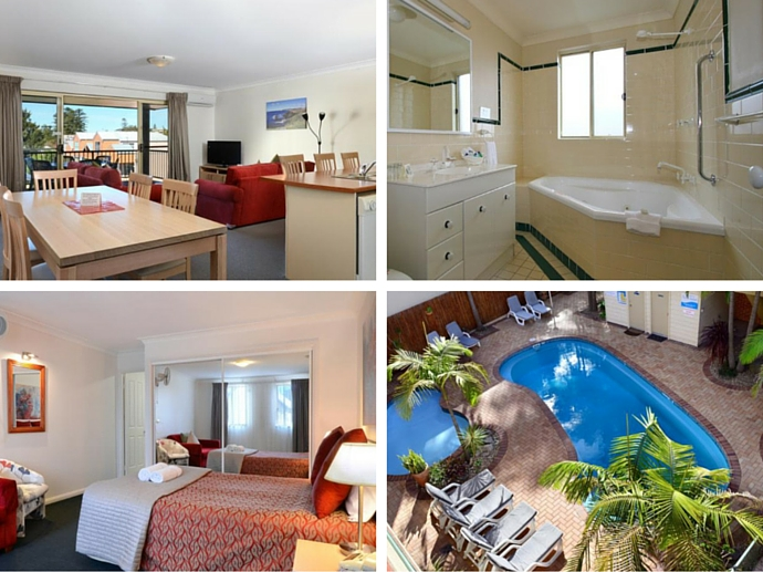 Terralong Terrace Apartments in Kiama - The Best Self-Contained NSW South Coast Accommodation - The Trusted Traveller