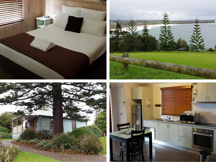 Kiama Harbour Cabins in Kiama - The Best Self-Contained NSW South Coast Accommodation - The Trusted Traveller