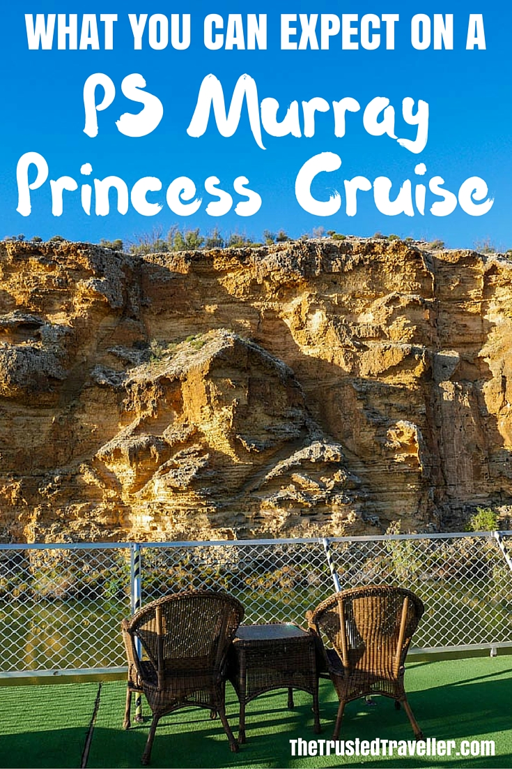 Relaxing on the Sun Deck is the perfect way to relax between activities on your PS Murray River Cruise - 7 Things You Can Expect on a PS Murray Princess Cruise - The Trusted Traveller