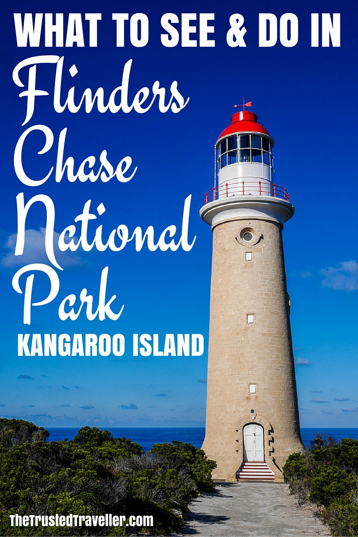 Cape du Couedic Lighthouse - What to See & Do in Flinders Chase National Park, Kangaroo Island - The Trusted Traveller