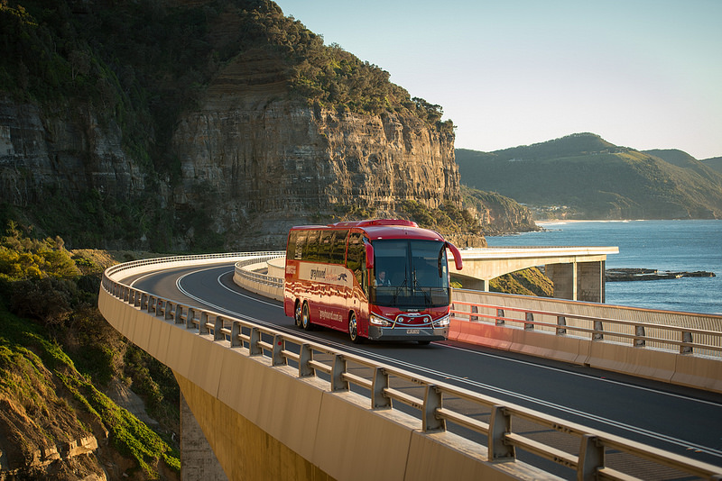 Greyhound Coach (image credit) - The Complete Guide to Getting Around Australia - The Trusted Traveller