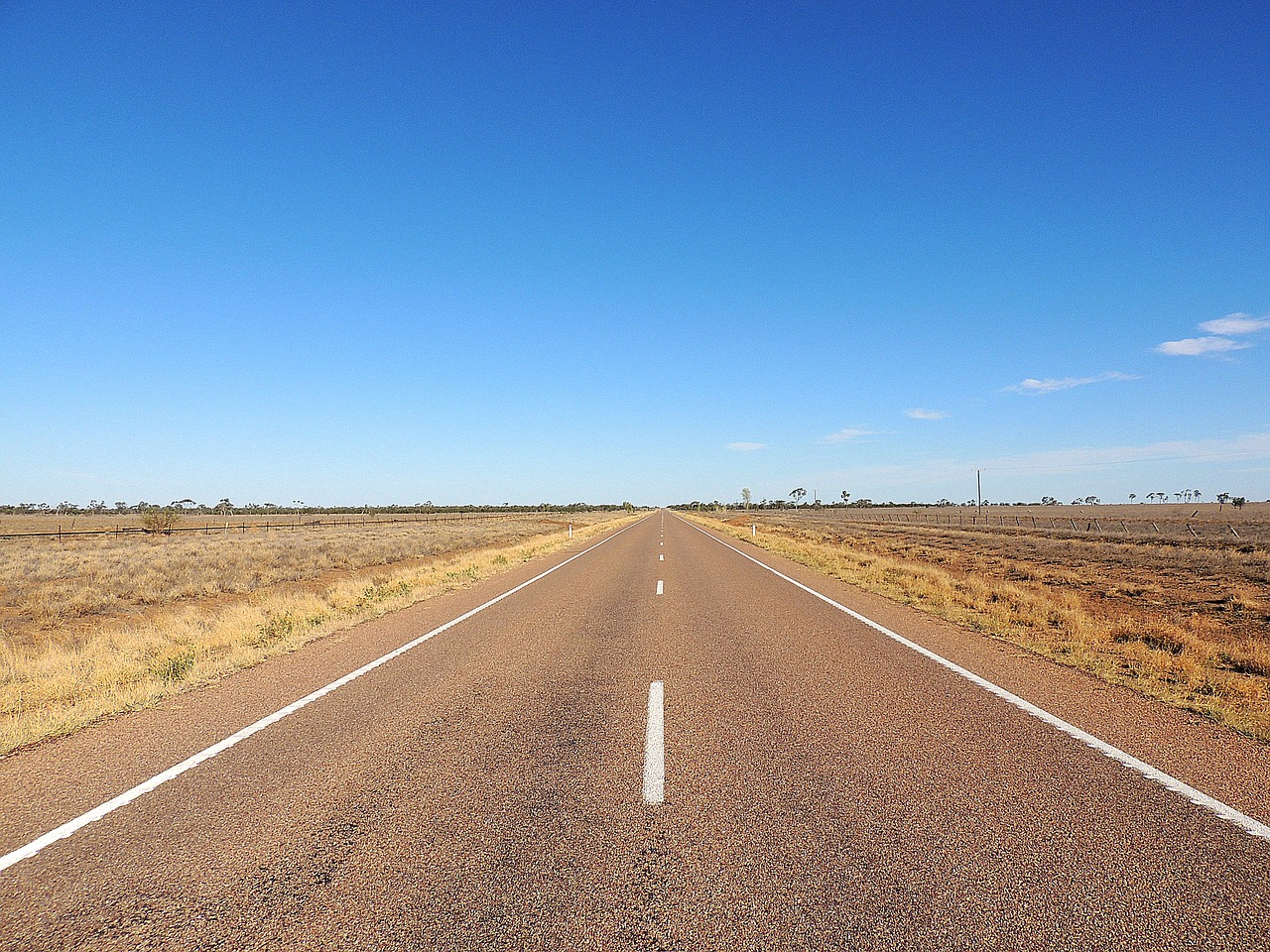 The open Australian Road - The Complete Guide to Getting Around Australia - The Trusted Traveller