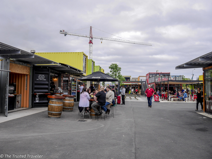 Re:Start Mall - Two Week New Zealand South Island Road Trip Itinerary - The Trusted Traveller