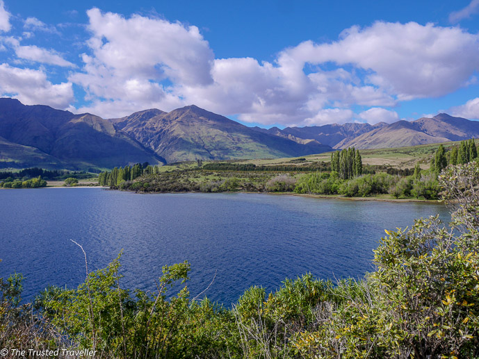 Lake Wanaka - Two Week New Zealand South Island Road Trip Itinerary - The Trusted Traveller