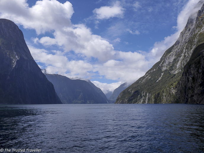 Milford Sound - Two Week New Zealand South Island Road Trip Itinerary - The Trusted Traveller