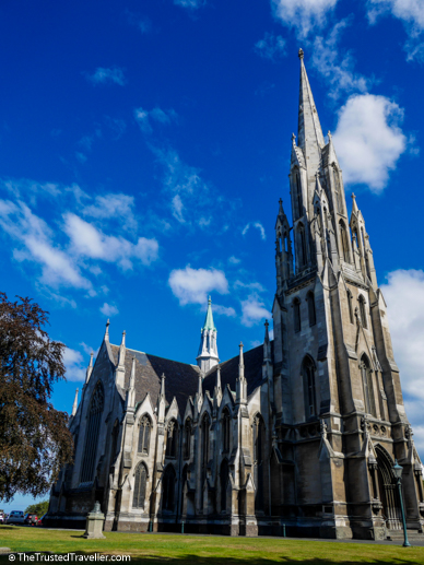 Dunedin - Two Week New Zealand South Island Road Trip Itinerary - The Trusted Traveller