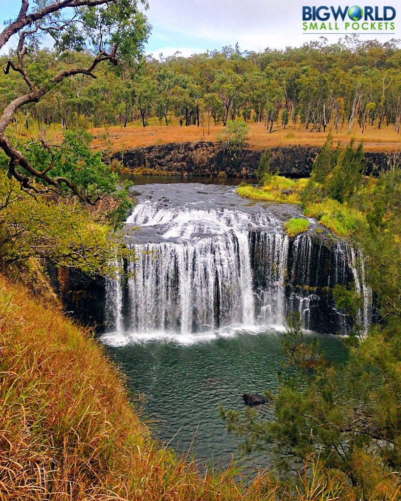 Millstream Falls - 3 Days in the Atherton Tablelands: The Perfect Self-Drive Itinerary - The Trusted Traveller