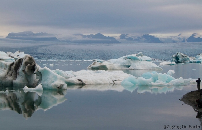 Jokulsarlon Lagoon Iceland - 5 Stunning Stops on the South Coast of Iceland - The Trusted Traveller