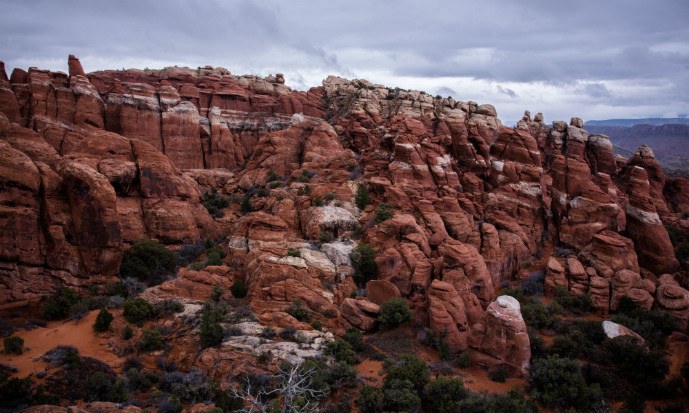 Fiery Furnace Arches National Park - 10 Things to Do in Arches National Park - The Trusted Traveller