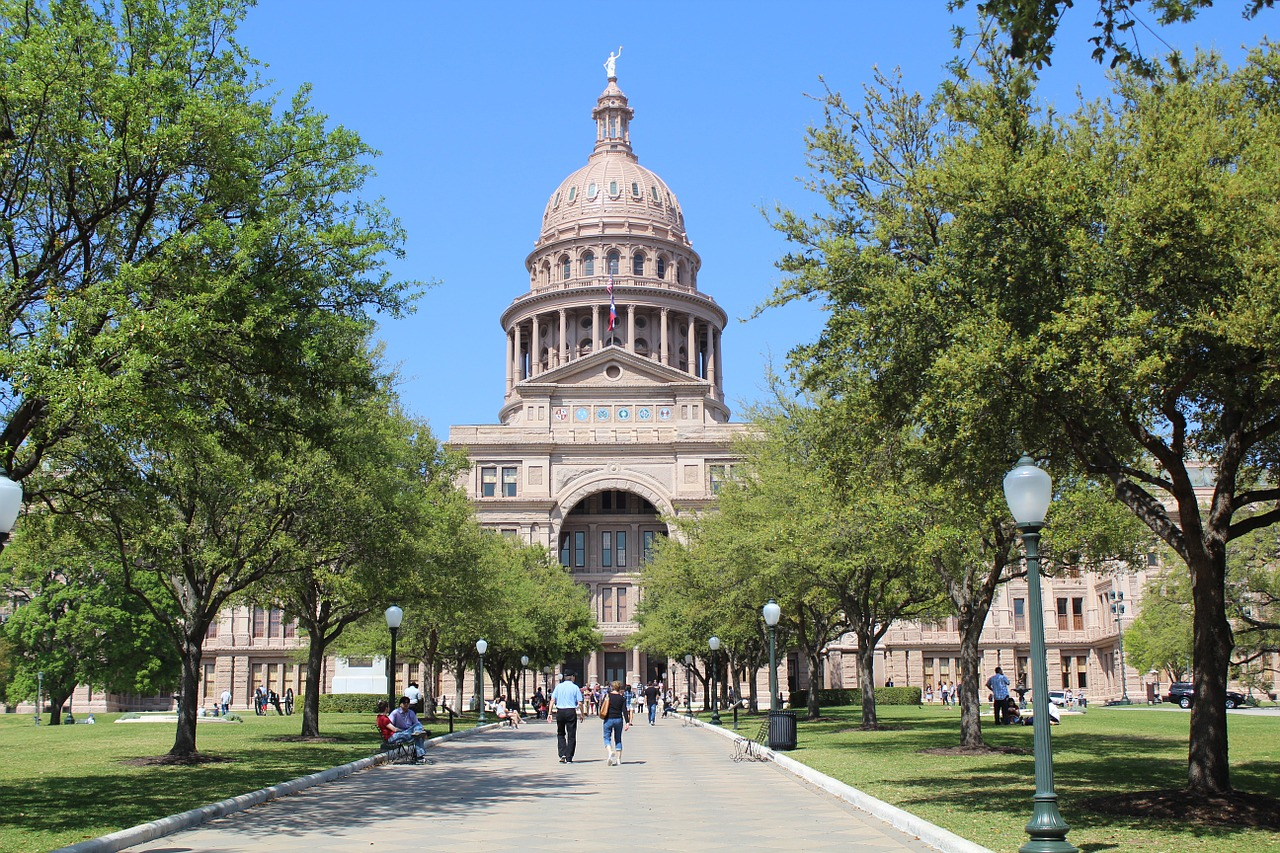 Austin Capital Building - The 7 USA Cities on Top of My Bucket List - The Trusted Traveller