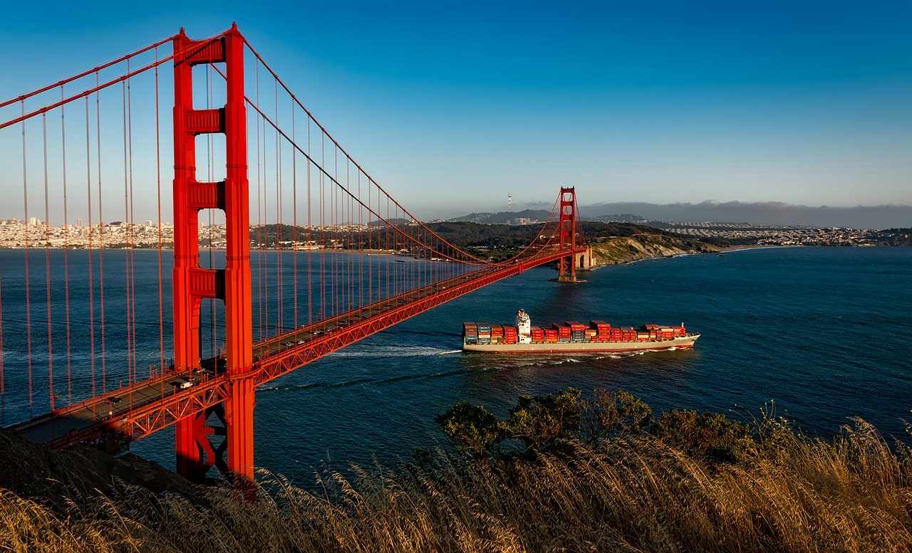 The Golden Gate Bridge, San Francisco - The 7 USA Cities on Top of My Bucket List - The Trusted Traveller