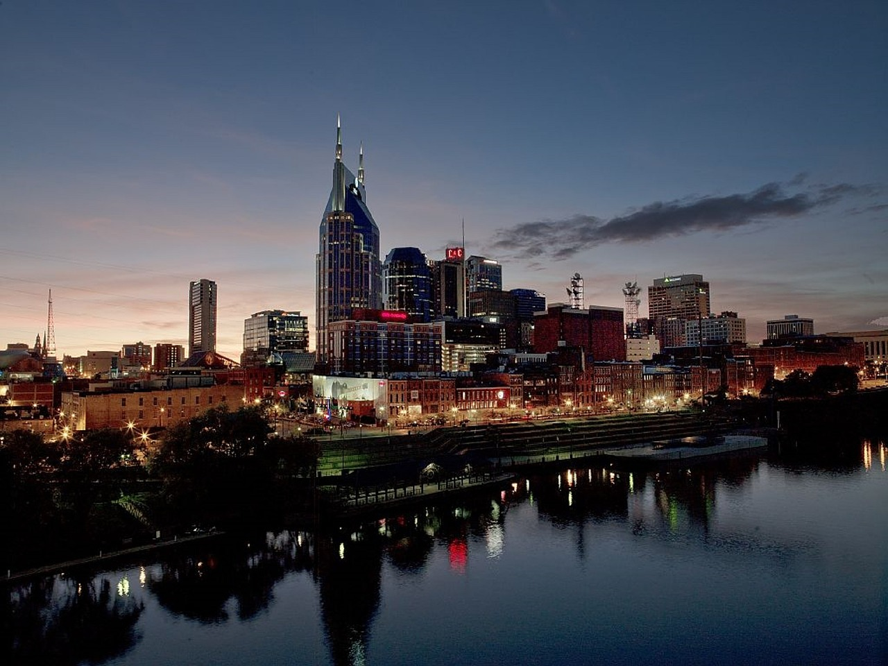 Nashville - The 7 USA Cities on Top of My Bucket List - The Trusted Traveller