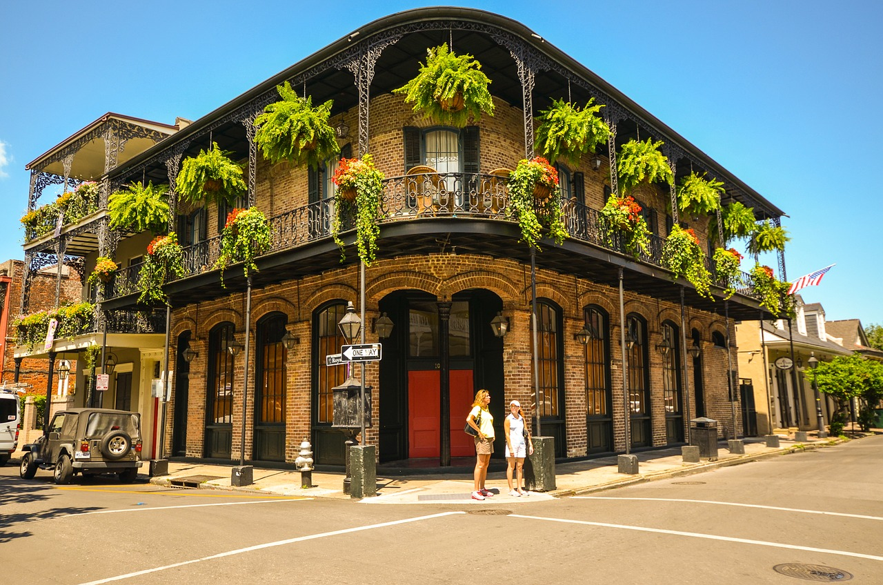 The French Quarter, New Orleans - The 7 USA Cities on Top of My Bucket List - The Trusted Traveller