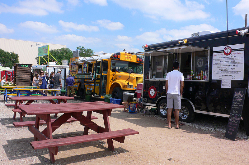 Food trucks - Planning a Trip to Austin, Texas - The Trusted Traveller
