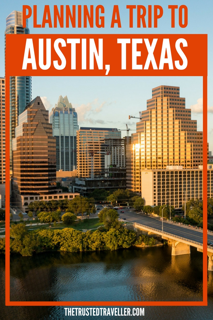 Congress - Planning a Trip to Austin, Texas - The Trusted Traveller