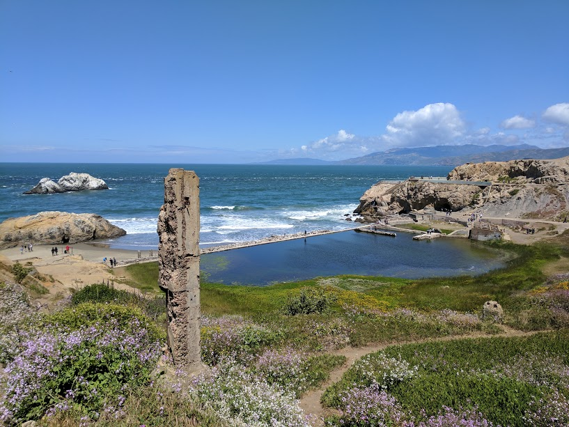 Sutro-baths-San-Francisco - 24 hours in San Francisco: Off the Beaten Track - The Trusted Traveller