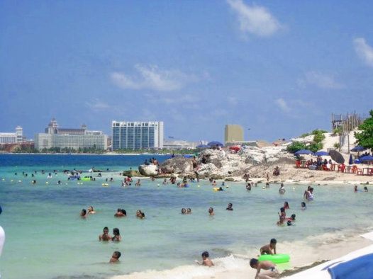 Playa Tortugas - Things to Do in Cancun - The Trusted Traveller