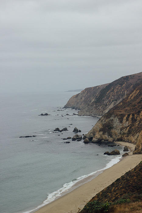 Pt Reyes coastline - Exploring the Charm of Small Californian Towns - The Trusted Traveller
