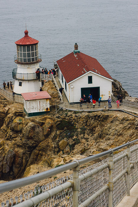Pt Reyes Lighthouse - Exploring the Charm of Small Californian Towns - The Trusted Traveller