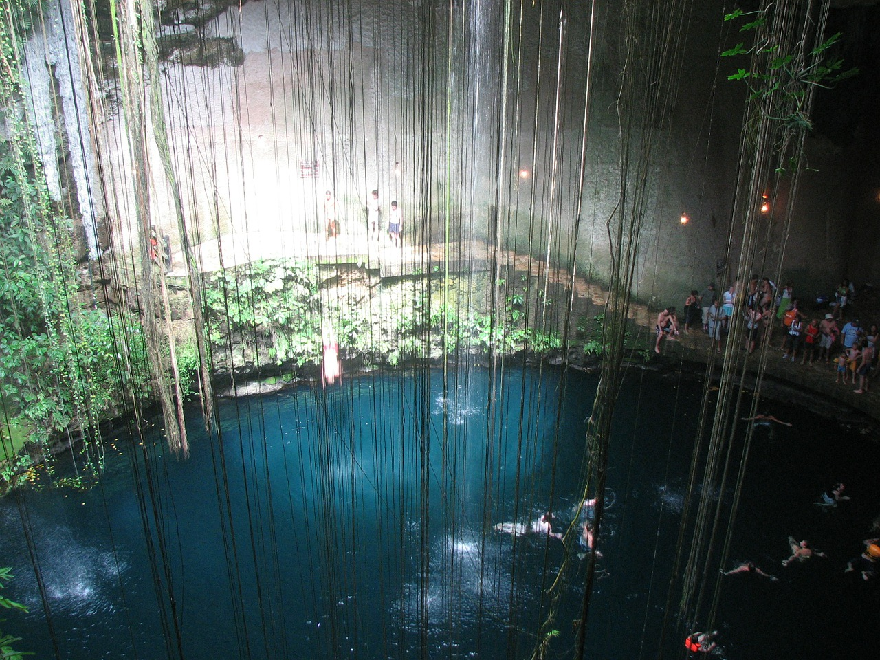 Cenotes - Things to Do in Cancun - The Trusted Traveller