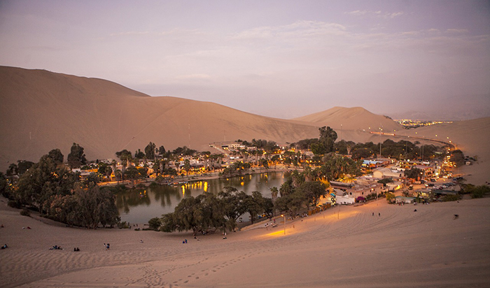 Huacachina - The Best of Peru Itinerary: (up to) One Month - The Trusted Traveller
