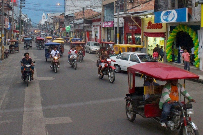 Iquitos - The Best of Peru Itinerary: (up to) One Month - The Trusted Traveller