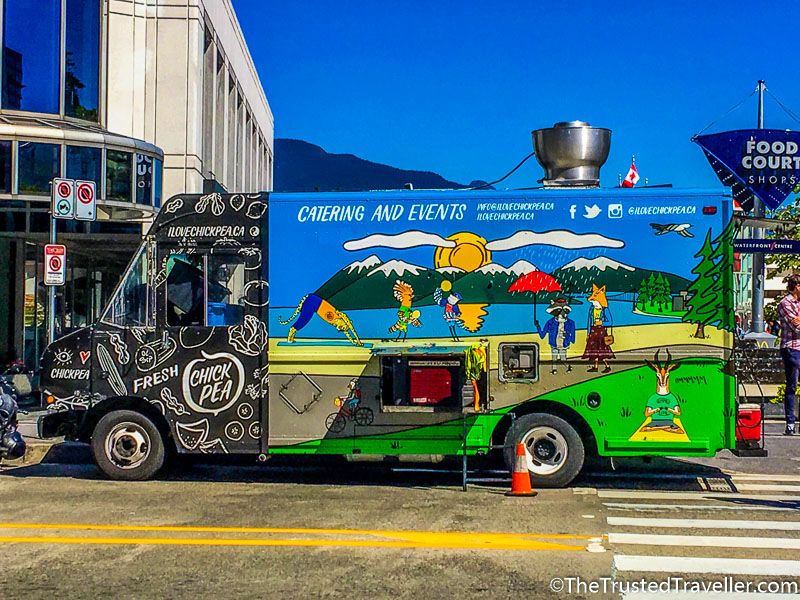 I Love Chickpea Food Truck - Tasting My Way Through Vancouver's Best Food Trucks - The Trusted Traveller