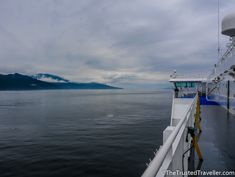 Cruising the Inside Passage - How to Cruise the Inside Passage for Cheap - The Trusted Traveller