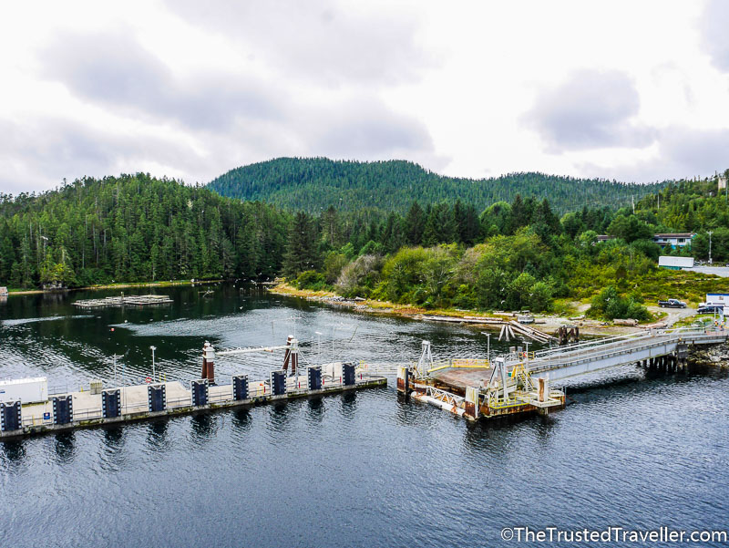 Bella Bella wharf - How to Cruise the Inside Passage for Cheap - The Trusted Traveller