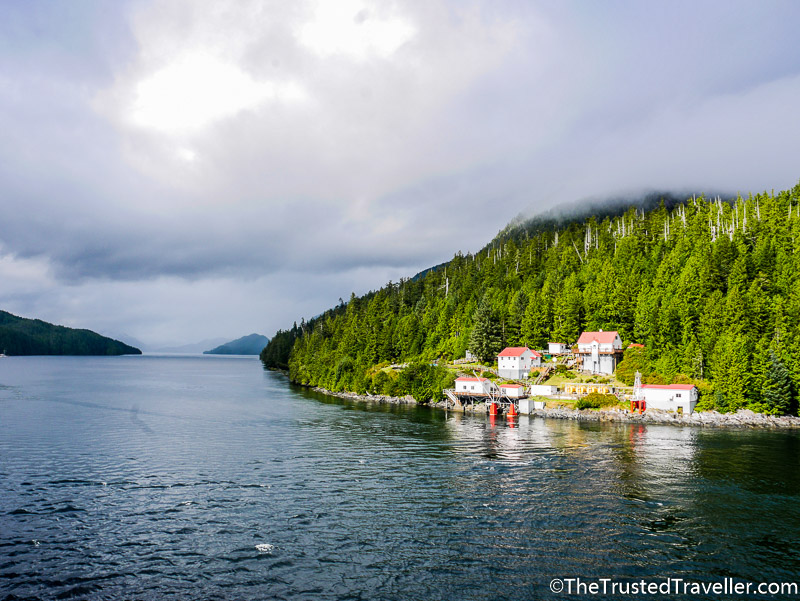 Boat Bluff on the Inside Passage - How to Cruise the Inside Passage for Cheap - The Trusted Traveller