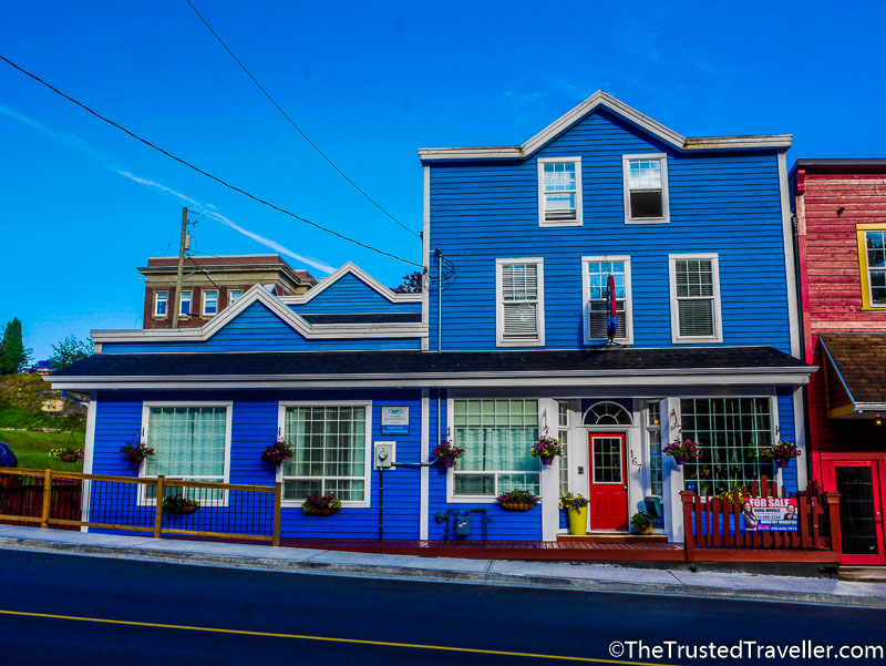 Quaint and eye catching - Hostel Review: HI Prince Rupert Pioneer Guesthouse - The Trusted Traveller