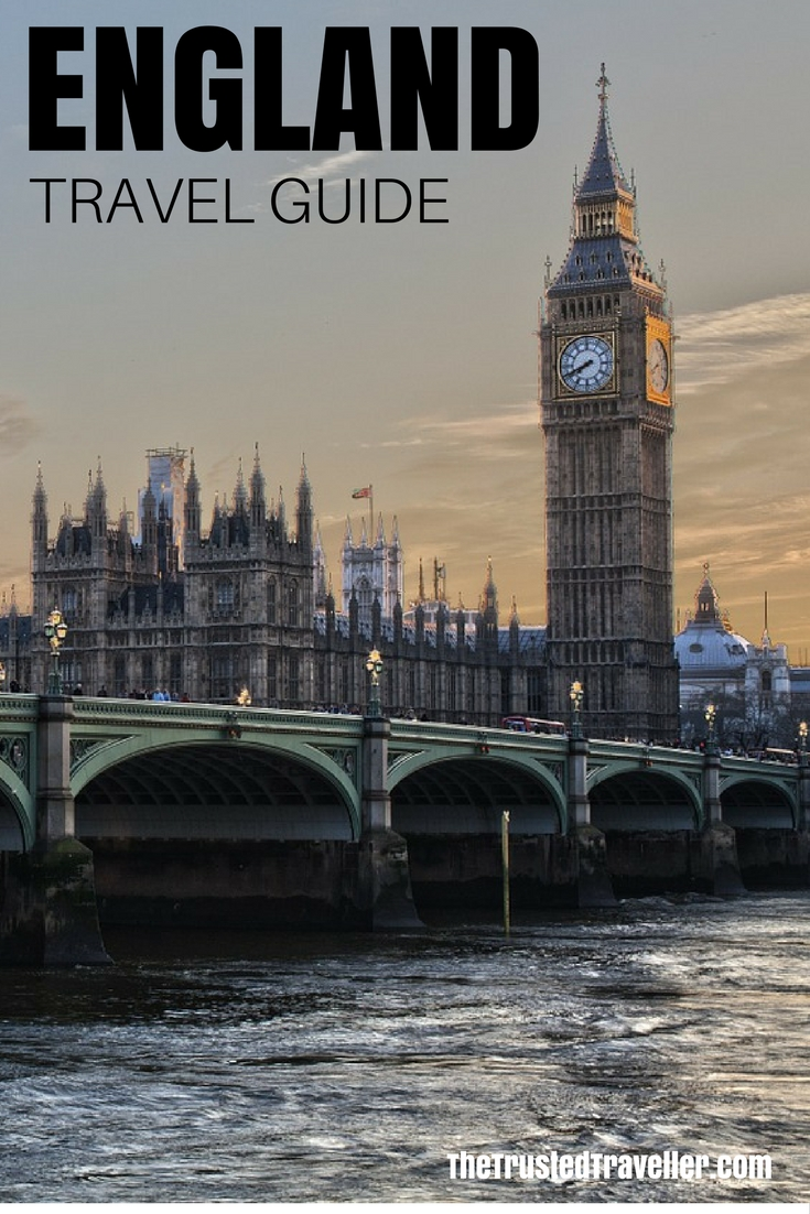 My England Travel Guide has everything you need to start planning your trip. Click through now to start planning!