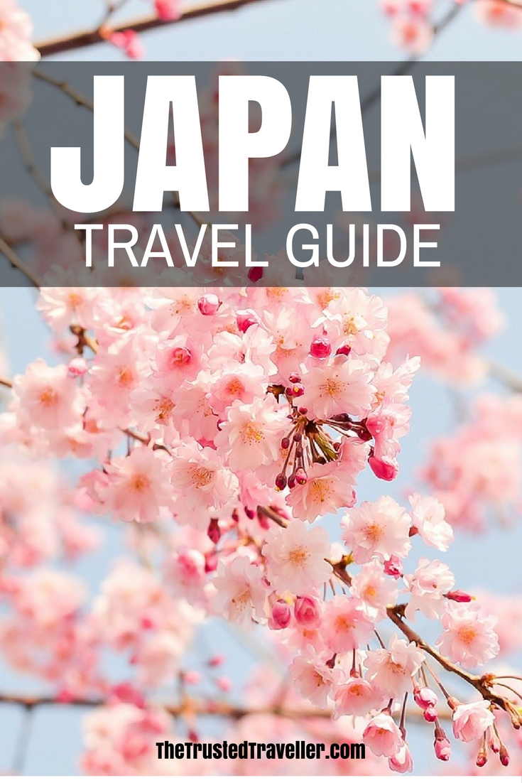 My Japan Travel Guide has everything you need to start planning your trip. Click through now to start planning! - The Trusted Traveller