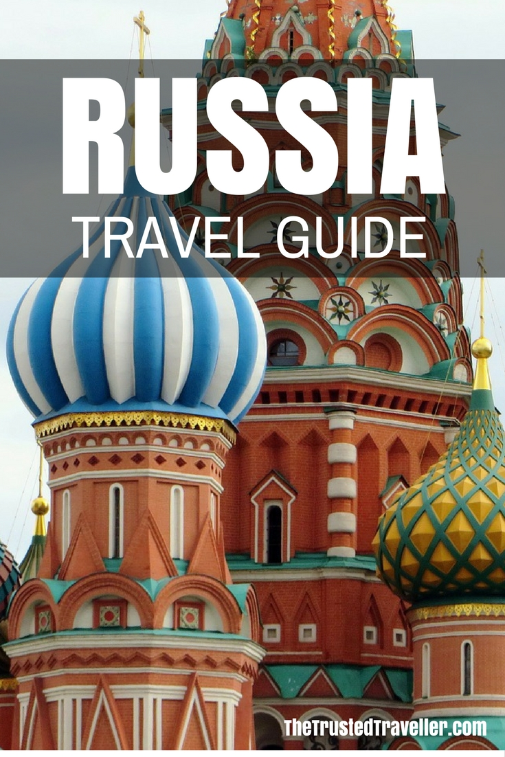 My Russia Travel Guide has everything you need to start planning your trip. Click through now to start planning! – The Trusted Traveller