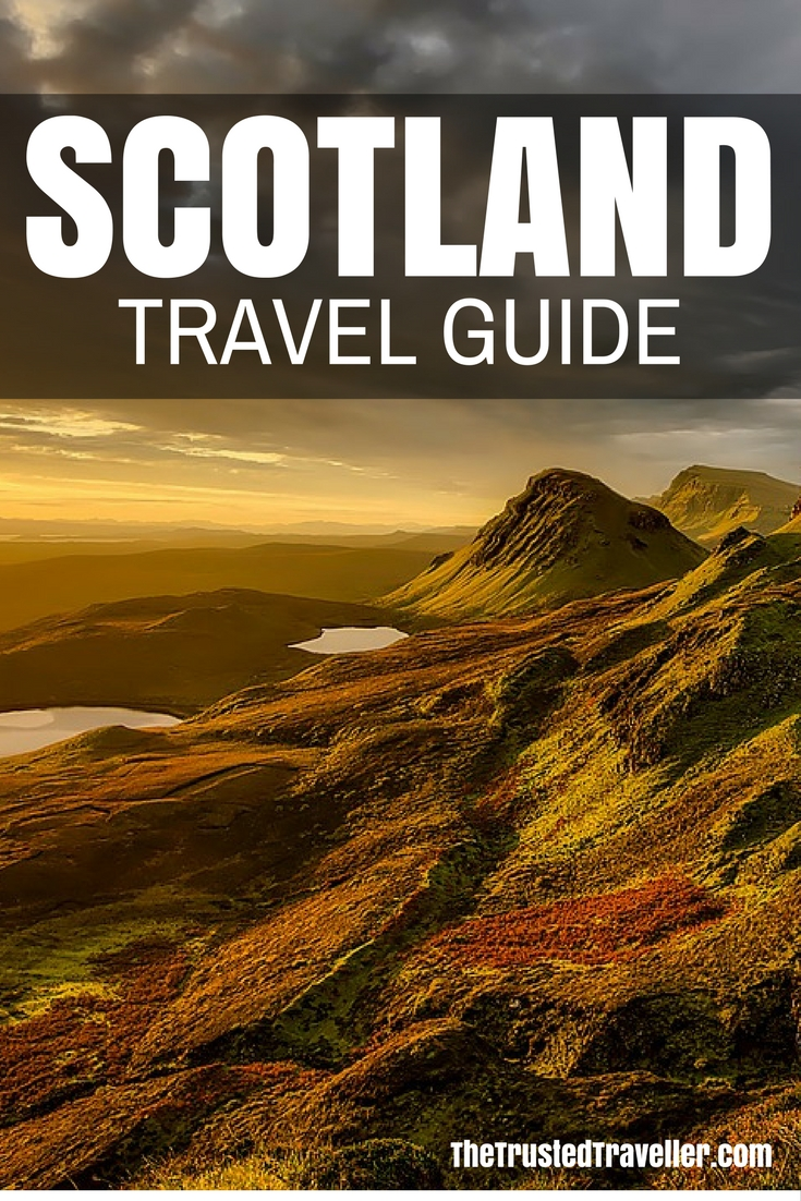 My Scotland Travel Guide has everything you need to start planning your trip. Click through now to start planning! – The Trusted Traveller