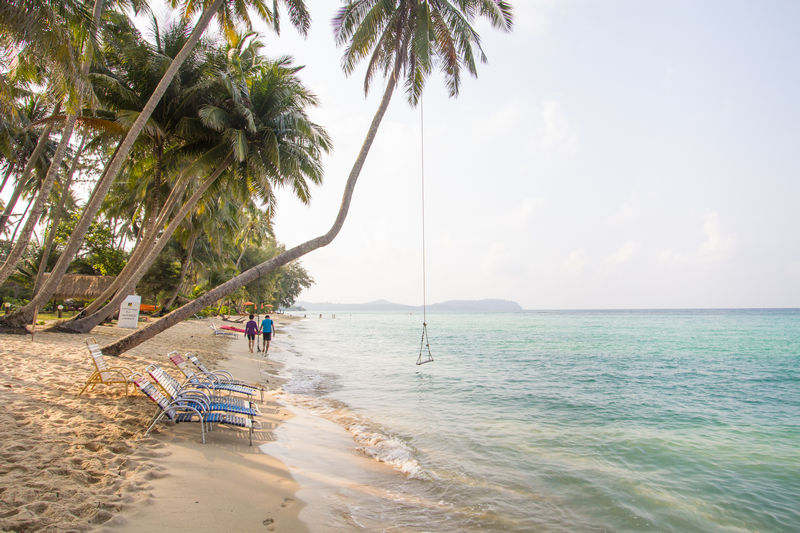 Ao Ta Prao Beach, Kood - One Week Island Hopping in the Gulf of Thailand: Koh Chang, Koh Kood, Koh Mak - The Trusted Traveller