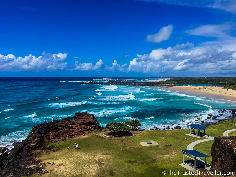Point Danger Lookout - Things to Do on the Gold Coast - The Trusted Traveller