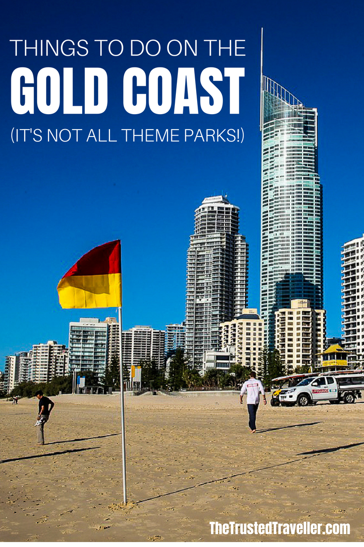 The Gold Coast, Australia, there is more to see and do than the theme parks - Things to Do on the Gold Coast - The Trusted Traveller
