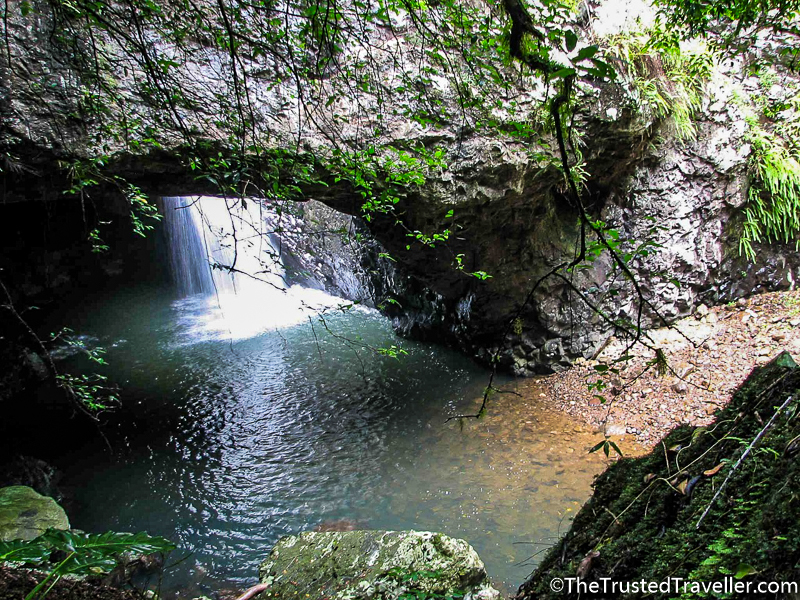 The Natural Bridge in Springbrook National Park - Things to Do on the Gold Coast - The Trusted Traveller