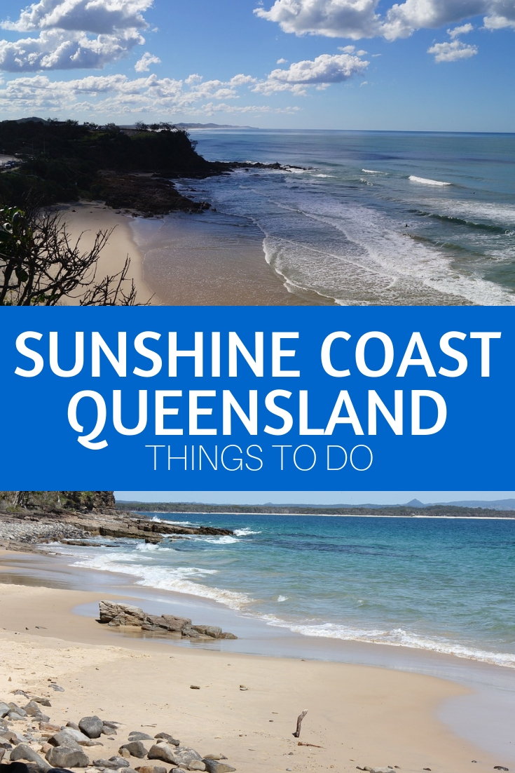 Things to do on the Sunshine Coast - The Trusted Traveller