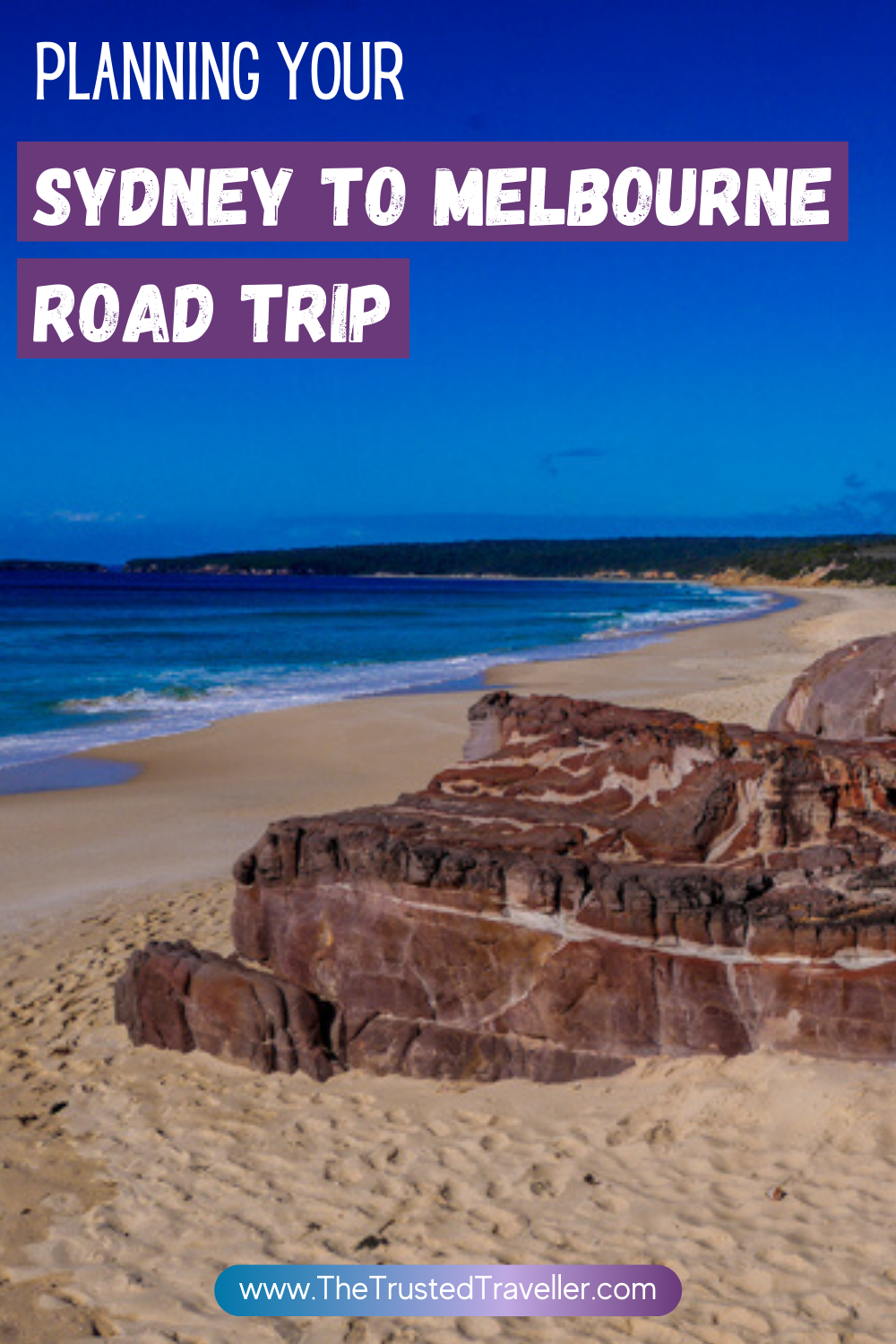 Two Week Sydney to Melbourne Road Trip Itinerary - The Trusted Traveller